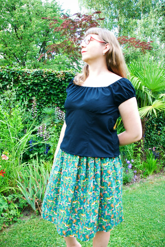 The rumble in the jungle skirt 03