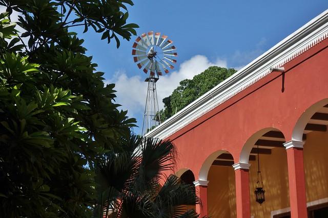 MEXIKO, Yucatán , Hacienda Sotuta de Peón, Sisalplantage,  19085/11745