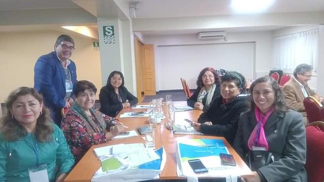 Participación Seminario Macrorregional Centro-Oriente