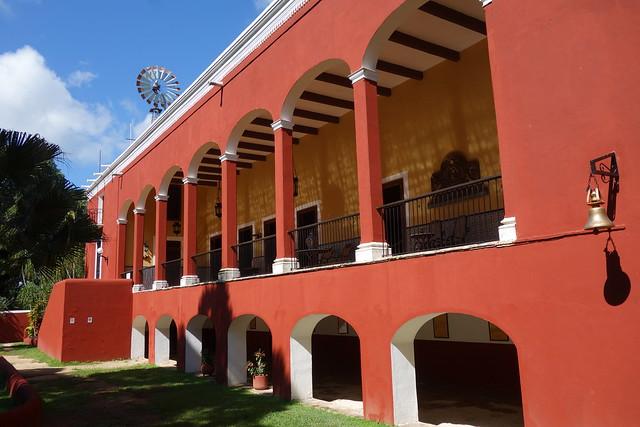 MEXIKO, Yucatán , Hacienda Sotuta de Peón, Sisalplantage.  19083/11743