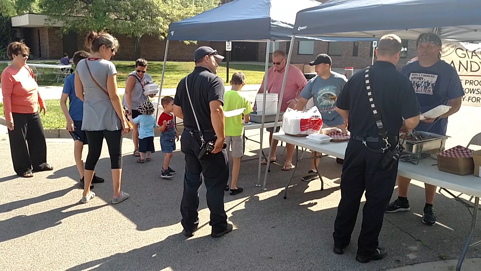 Pig Roast Fundraiser Raises Funds for Local Children in Need