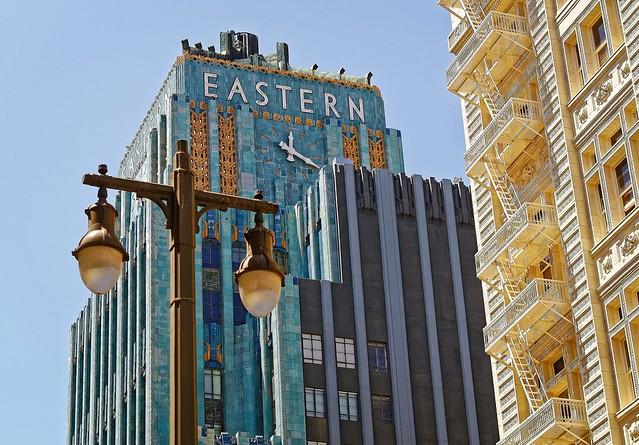 Eastern Columbia Building - Los Angeles, CA
