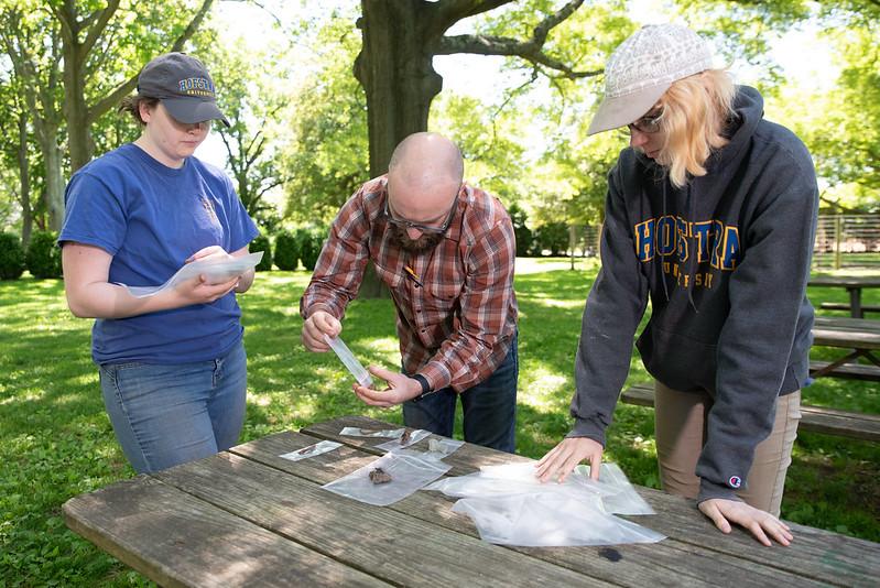 Archaeology Field School - HUWorldChangers