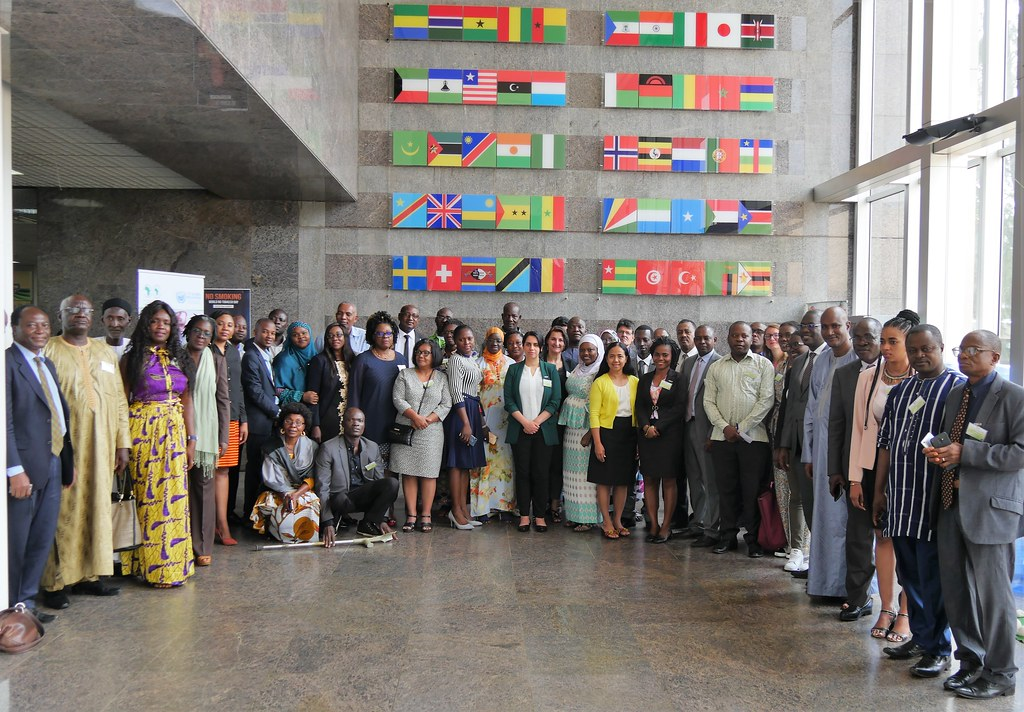 Regional workshop on the nexus between climate change and land degradation
