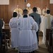 Ordination of seminarian Deacon James Wallace