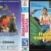 Seoul Korea vintage VHS cover art for obscure Turkish actioner