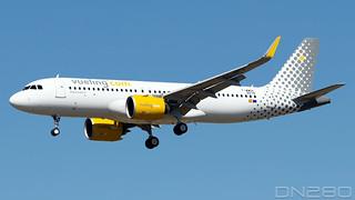 Vueling A320-271N msn 9078