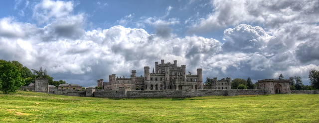 Lowther Castle