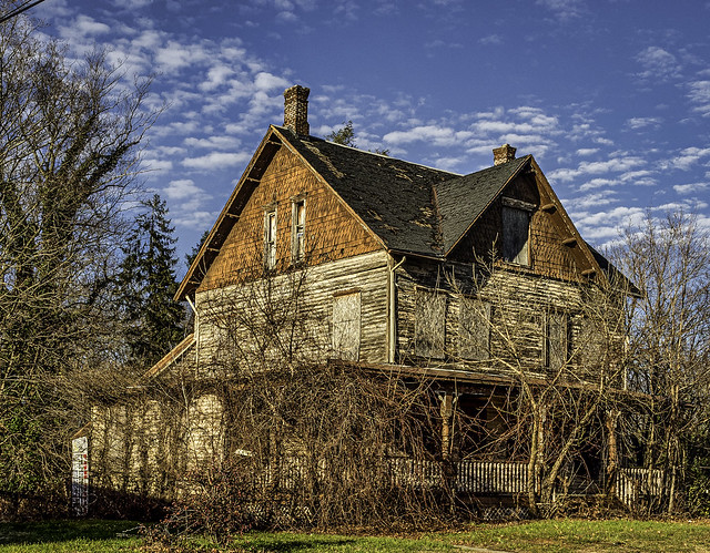 Old Abandonded Building