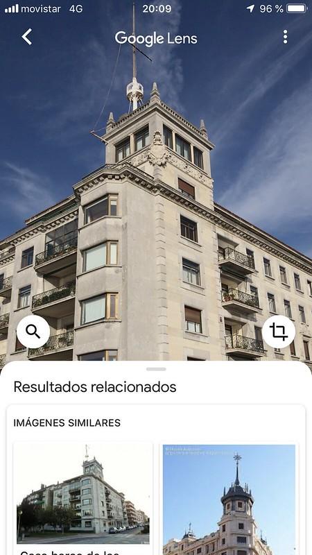 Google Lens, APP de reconocimiento de imagen