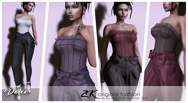 ZARA KENT - DOLCE@EXCLUSIVE TRES CHIC