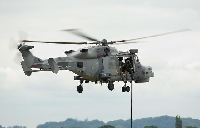 Leonardo AW159 Wildcat HMA2 ZZ375