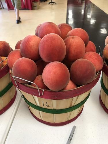 White County Peach