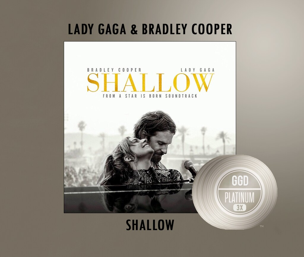 SHALLOW 3X PLATINUM