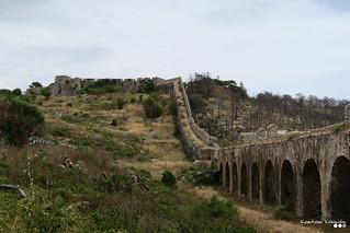 South Walls of the Niokastro Castle...