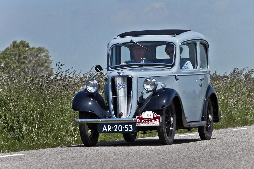 Austin Seven Ruby 1938 (5142)