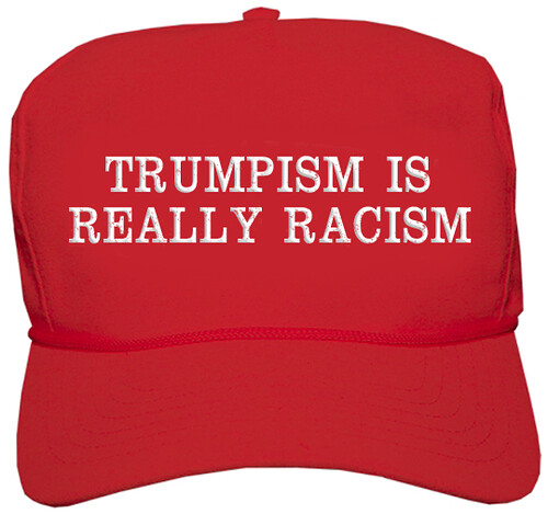 Trump: 'I'M a racist? YOU'RE the racist!'
