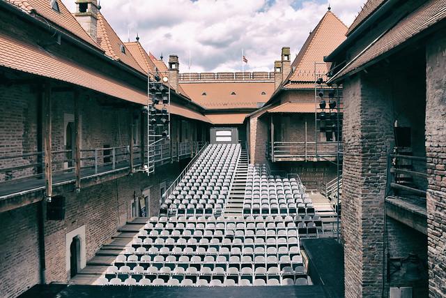 gyula castle theatre