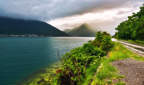 Rainy Day in Kotor