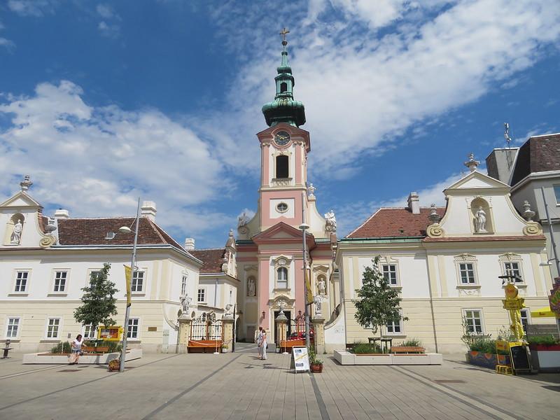 Gratis-Stadtfhrung durch Schwechat | Stadtgemeinde