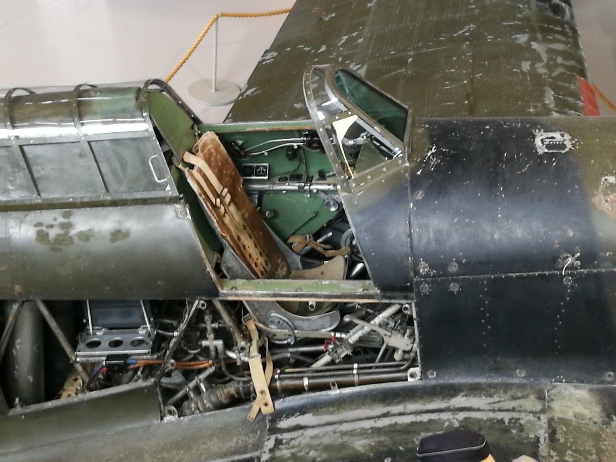 Hemkommen från semester i Finland med utflykt till Finlands Flygvapenmuseum. 48292952406_77ace58df5_k