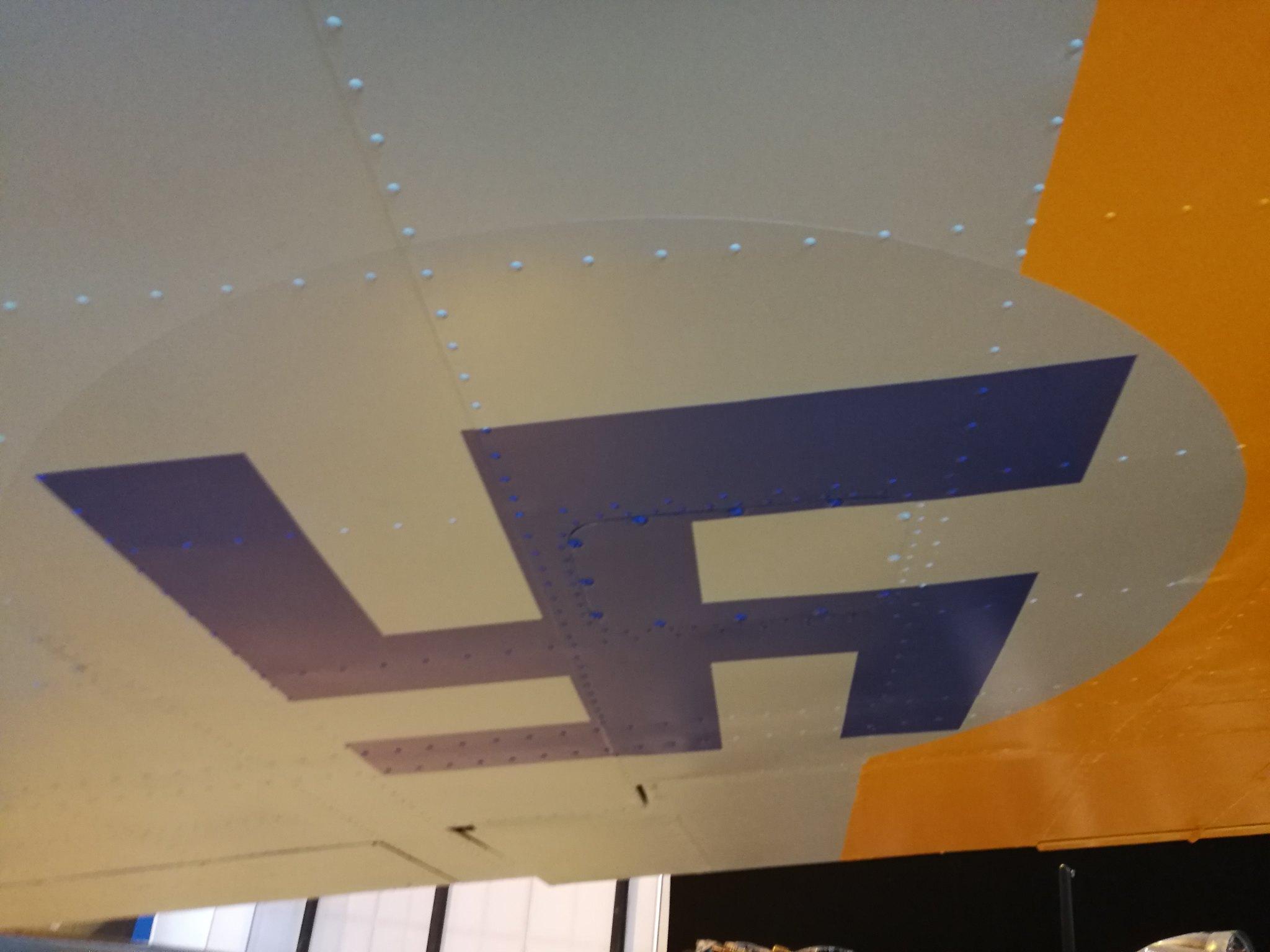 Hemkommen från semester i Finland med utflykt till Finlands Flygvapenmuseum. 48292956881_923e4ec9c7_k