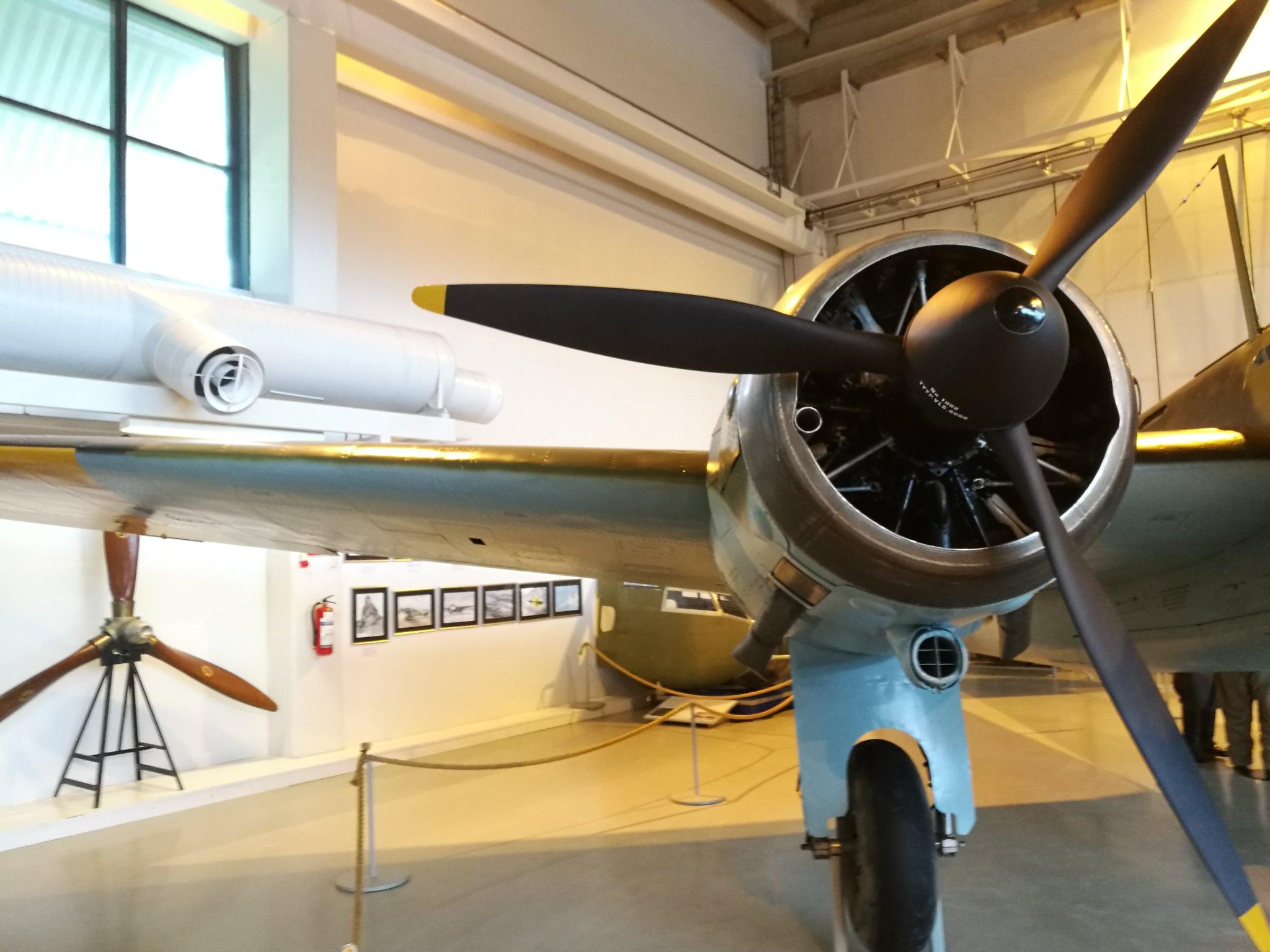 Hemkommen från semester i Finland med utflykt till Finlands Flygvapenmuseum. 48292958341_6f8b534c7f_k