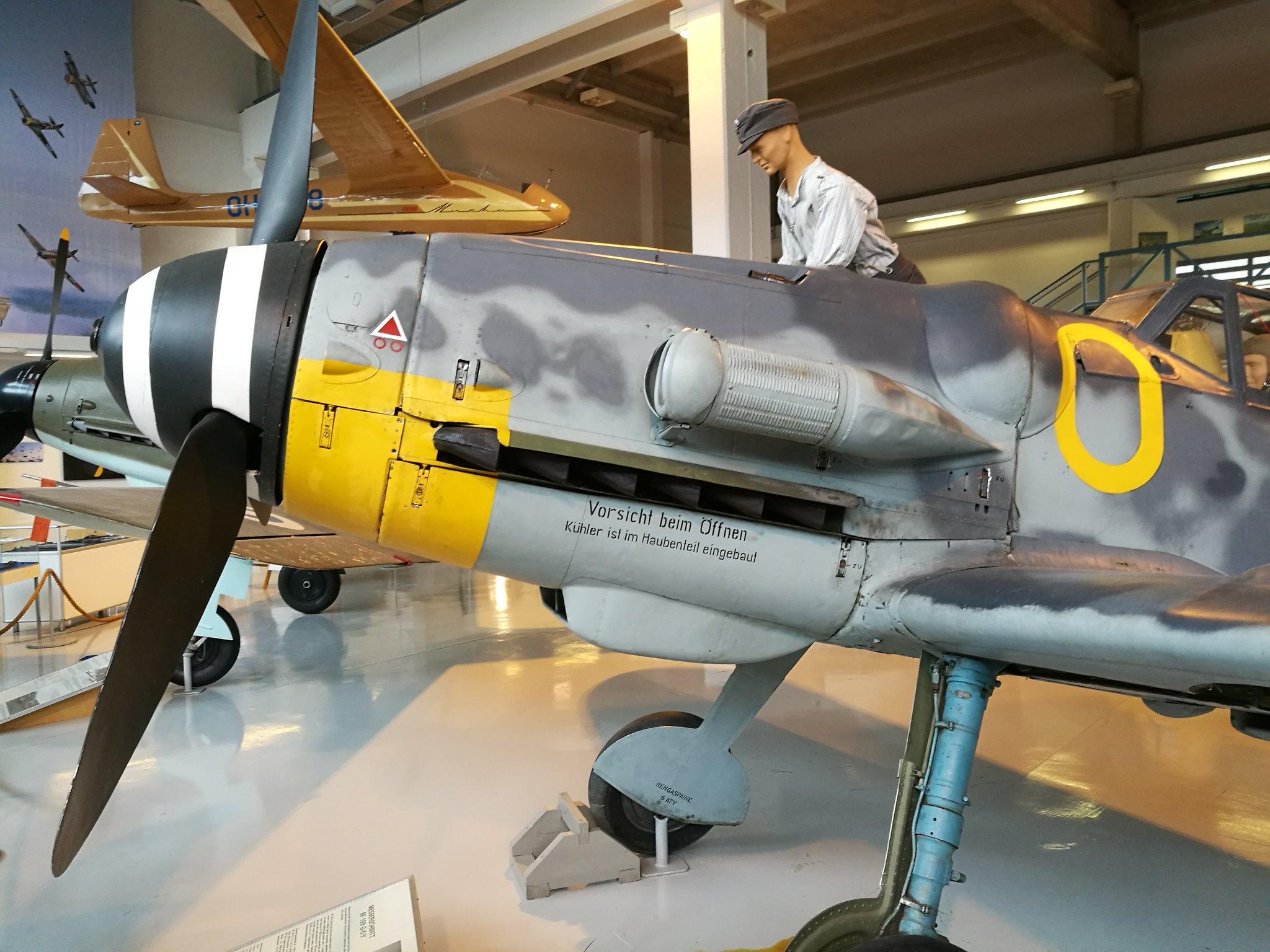 Hemkommen från semester i Finland med utflykt till Finlands Flygvapenmuseum. 48292964946_9666e8fb06_k