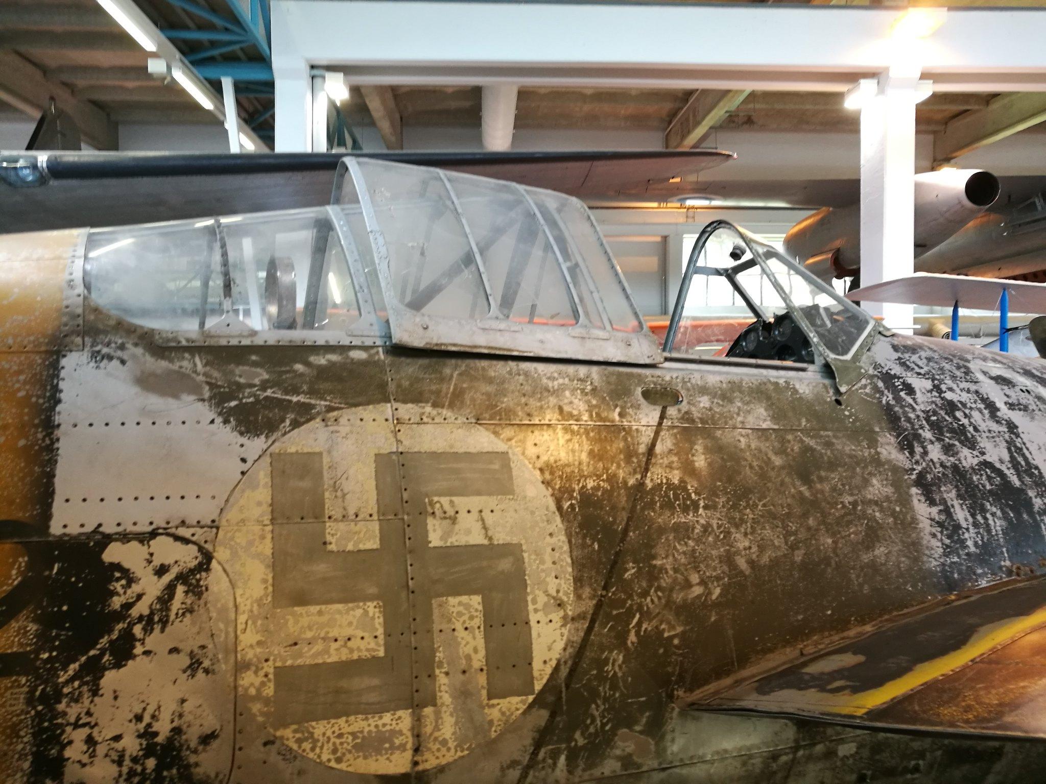Hemkommen från semester i Finland med utflykt till Finlands Flygvapenmuseum. 48292966751_0fe973dba5_k