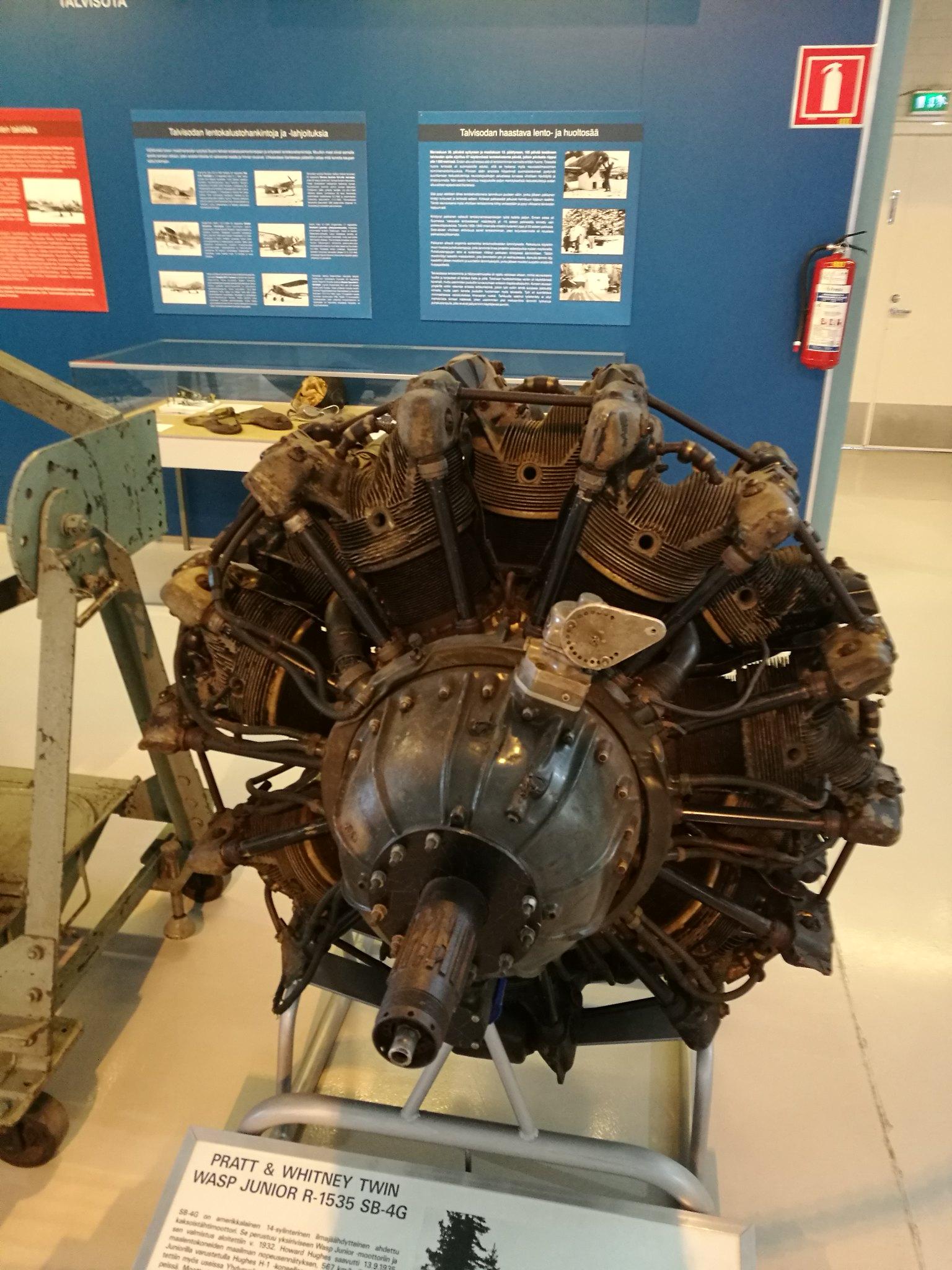 Hemkommen från semester i Finland med utflykt till Finlands Flygvapenmuseum. 48292968616_904c368e6f_k