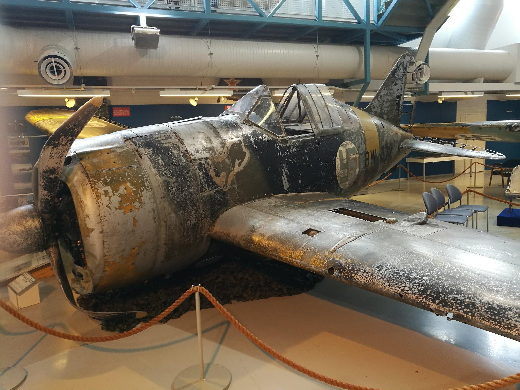 Hemkommen från semester i Finland med utflykt till Finlands Flygvapenmuseum. 48292970981_71ff3dacd1_k