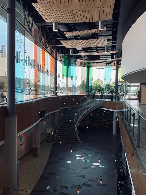 Shenkman Arts Centre, Orléans, Ontario.