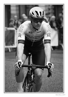 City Sprint Cyclist