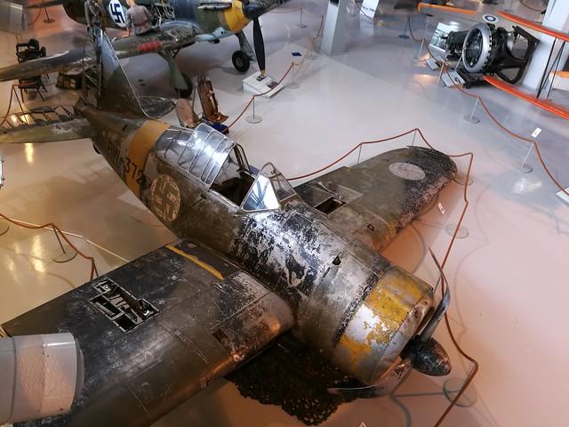 Hemkommen från semester i Finland med utflykt till Finlands Flygvapenmuseum. 48293053232_4f60f789ce_z