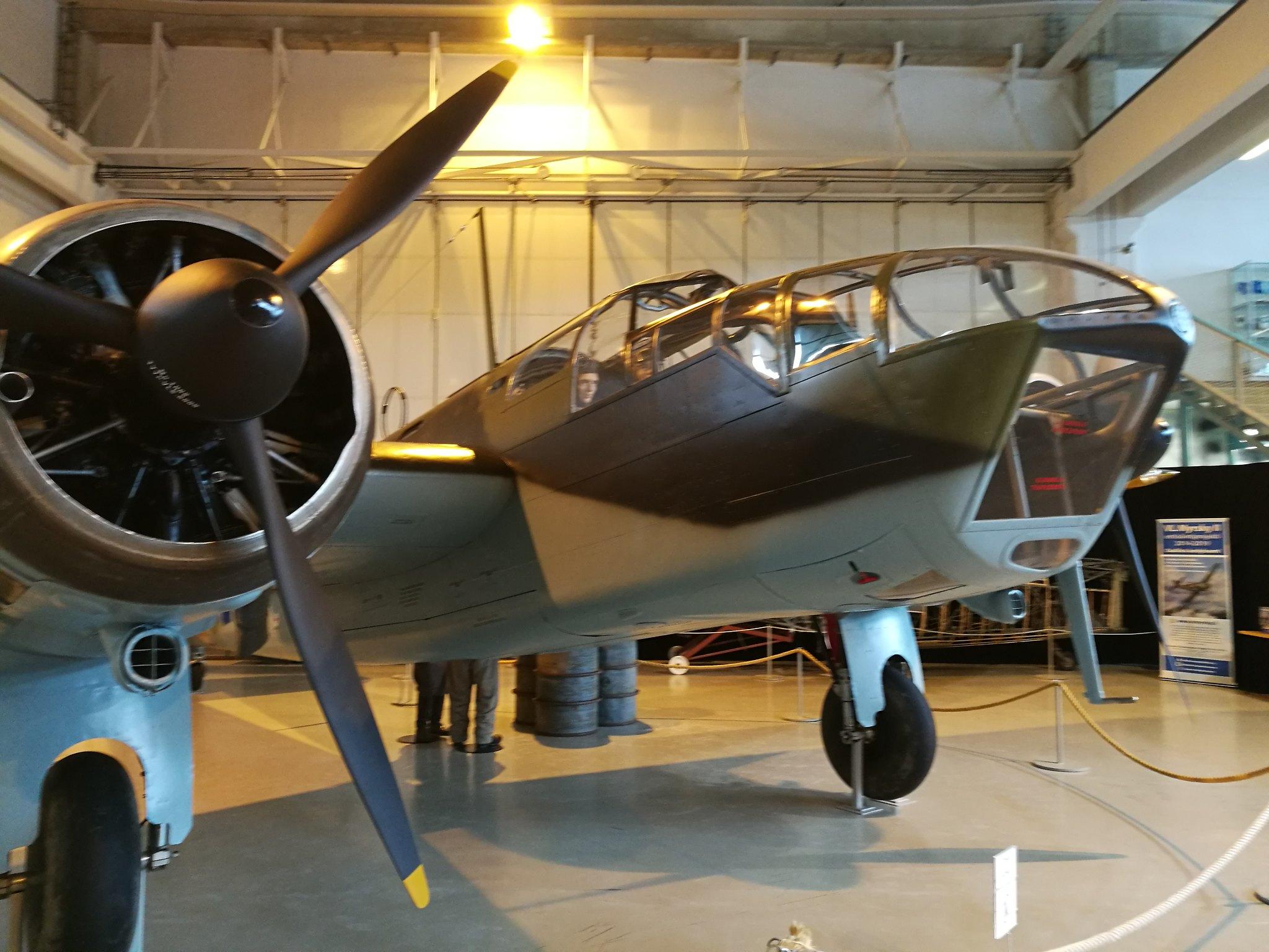 Hemkommen från semester i Finland med utflykt till Finlands Flygvapenmuseum. 48293057272_a1c50053ed_k