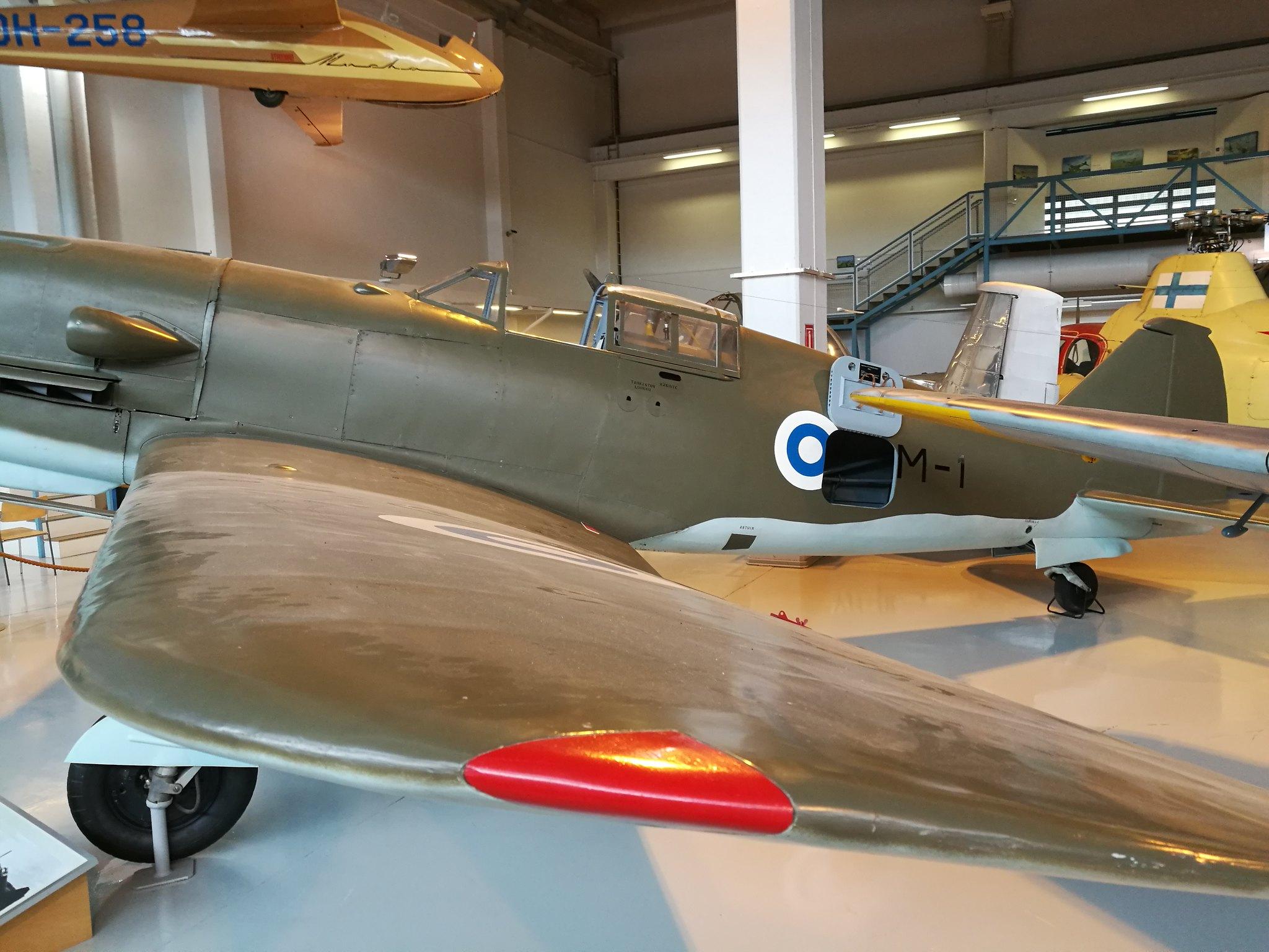 Hemkommen från semester i Finland med utflykt till Finlands Flygvapenmuseum. 48293060727_e91554b9a3_k