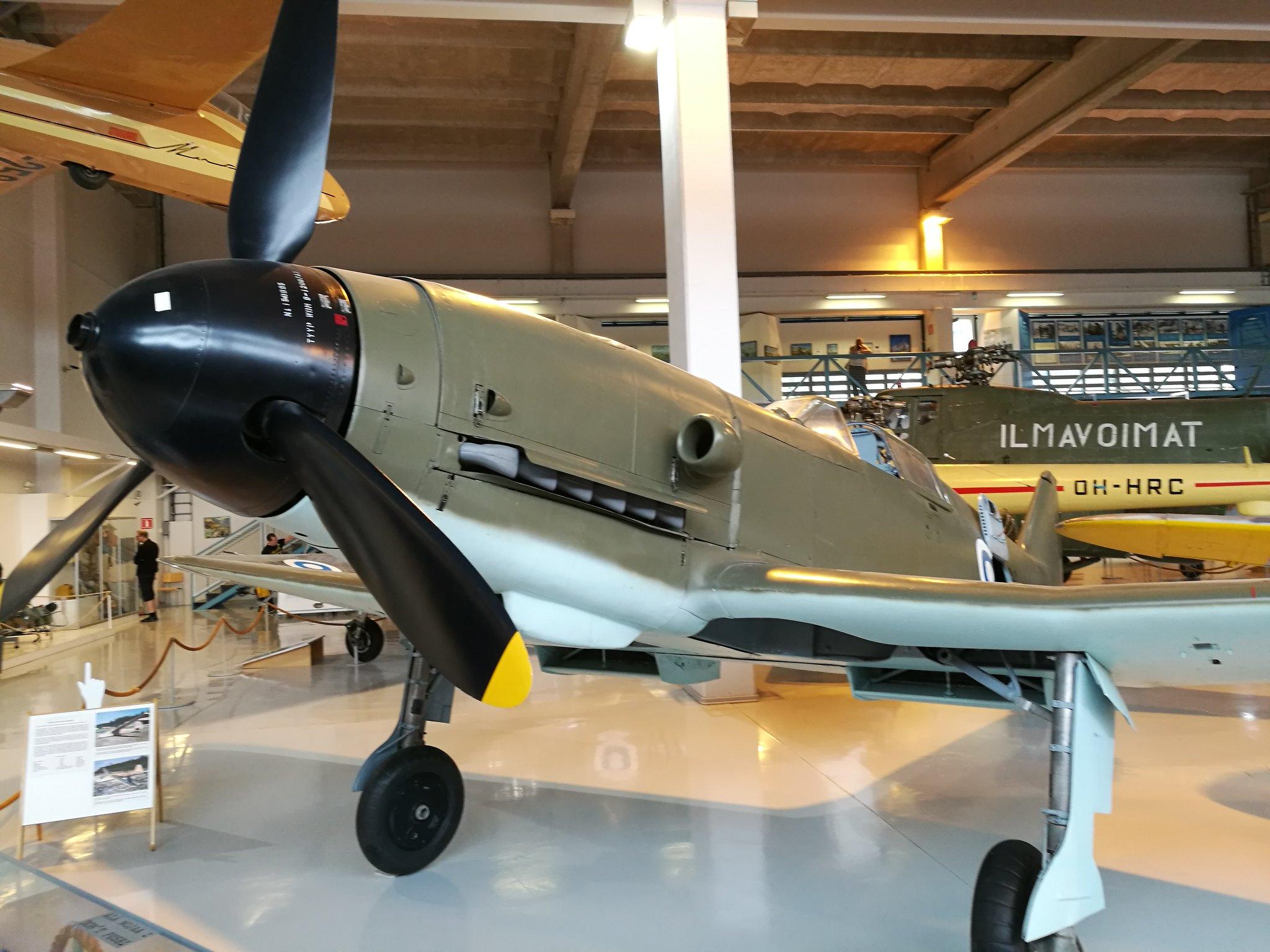Hemkommen från semester i Finland med utflykt till Finlands Flygvapenmuseum. 48293060847_070fd6797d_k