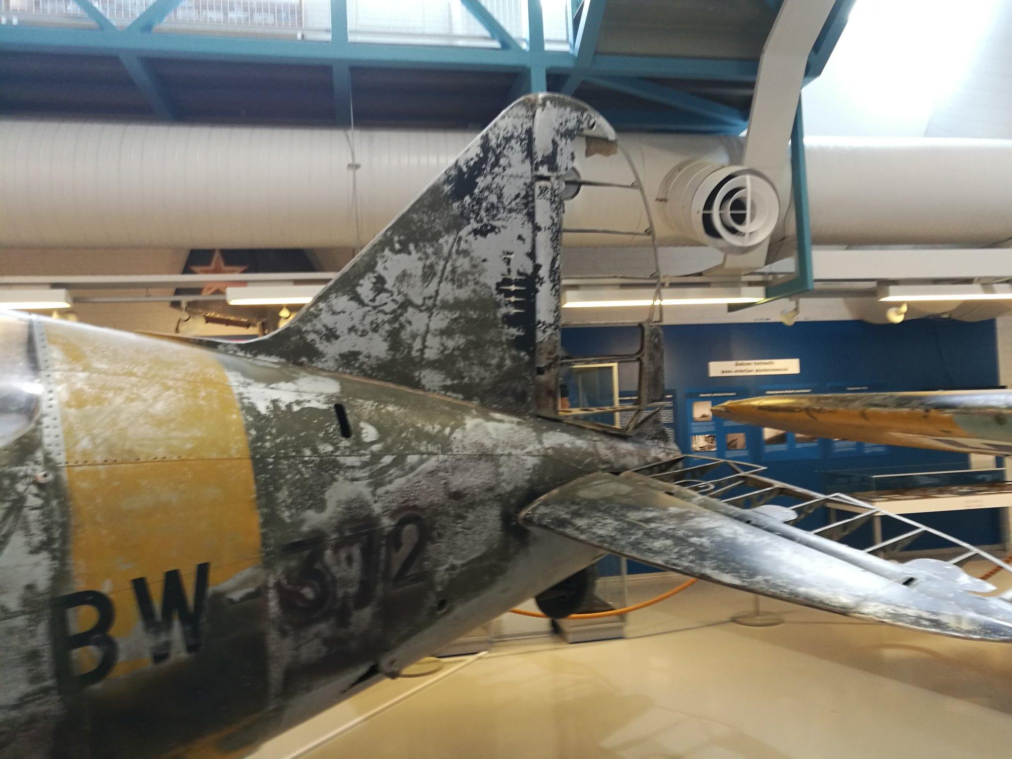 Hemkommen från semester i Finland med utflykt till Finlands Flygvapenmuseum. 48293068492_361a652c7d_k
