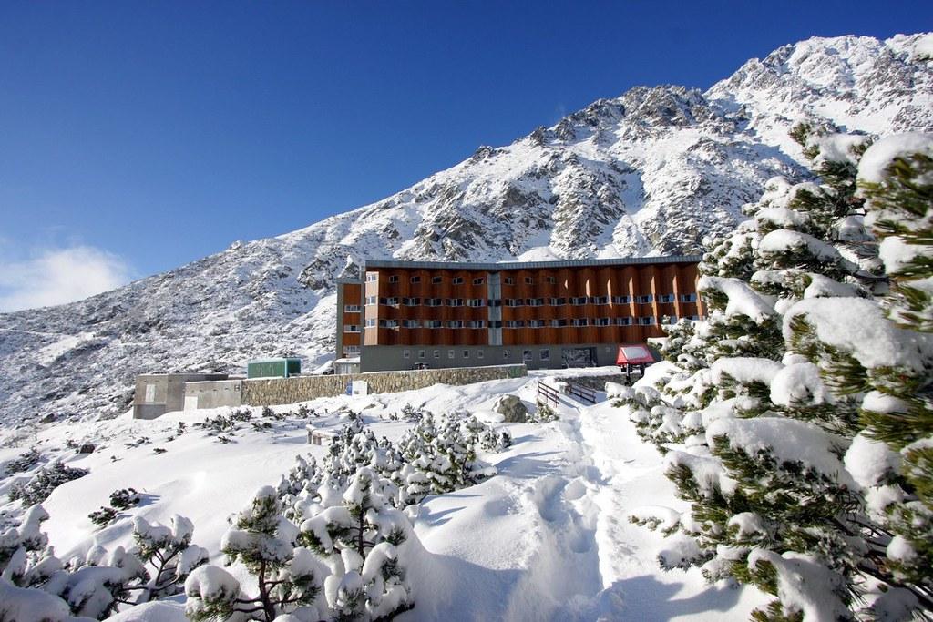 Sliezsky Dom - horský hotel Vysoké Tatry Slowakei foto 16