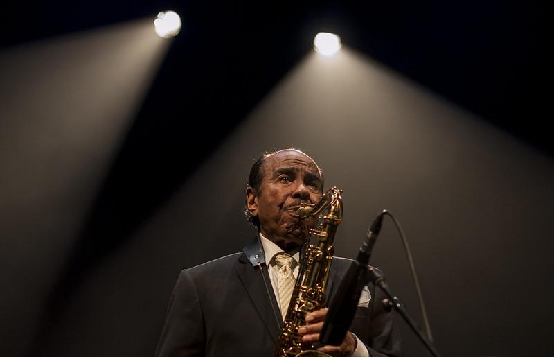 Benny Golson_43. Festival de Jazz de Vitoria-Gasteiz