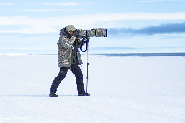Paul Jones Floe Edge Photographer