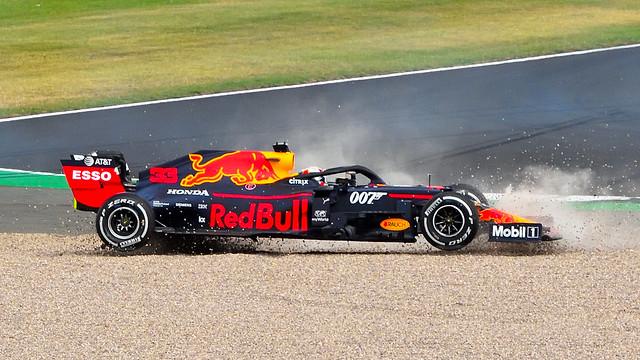 Max Verstappen No33 Red Bull Racing - Honda