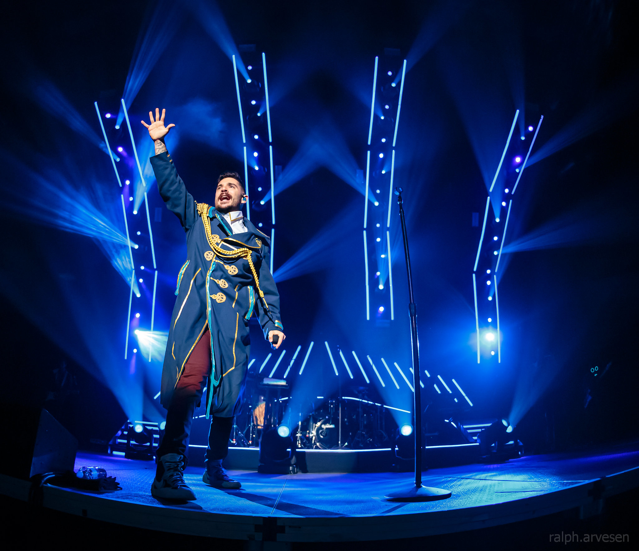 Singer Jon Bellion will perform at the Bob: An inside look at his work