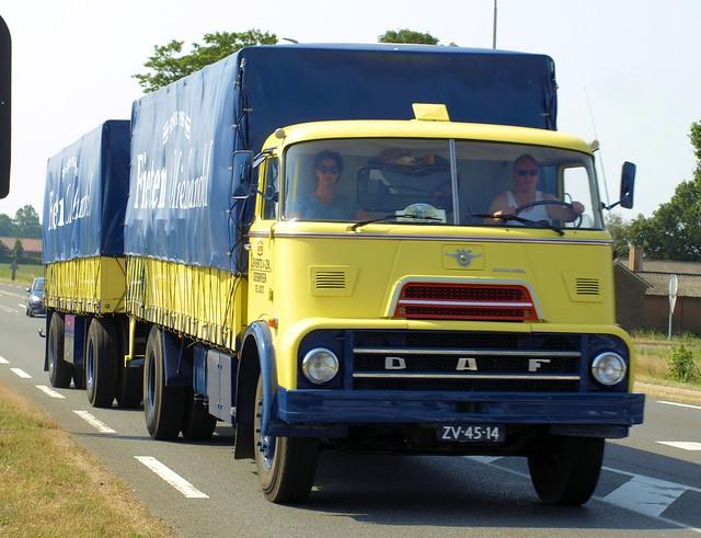 1969 DAF A2200 DKD
