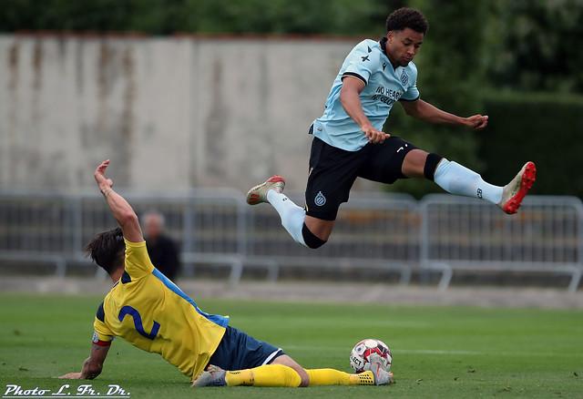 Club Brugge - Union