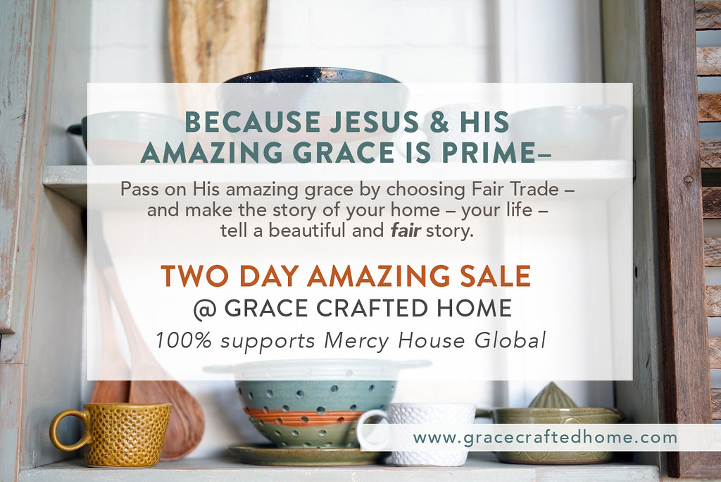 image about Old Time Pottery Coupons Printable referred to as Middle EYES: Simply because His Incredible Grace is Top! - Ann Voskamp