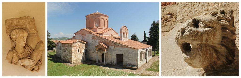 St. Mary's Church and Monastery, Apollonia