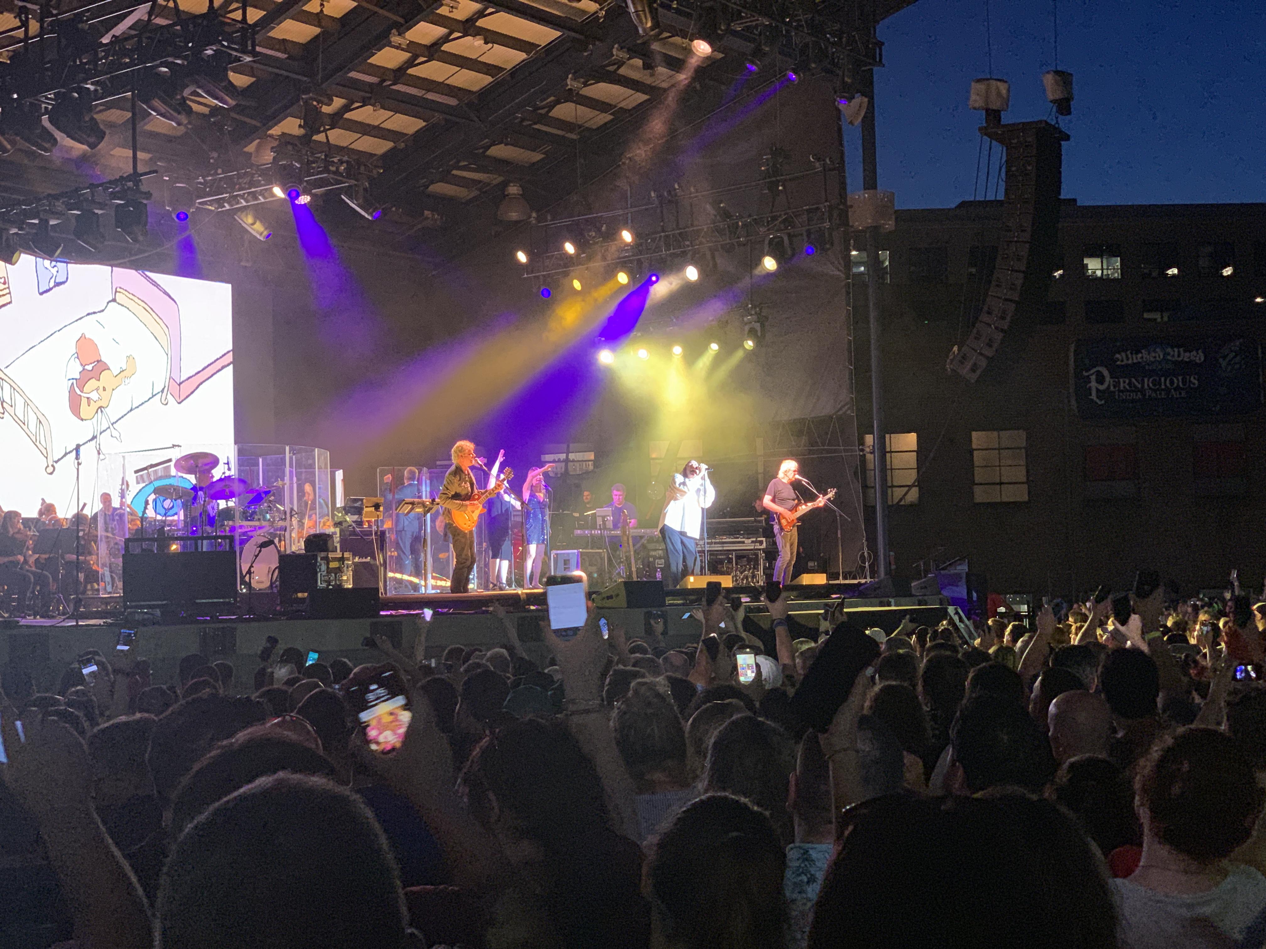 Weird Al Strings Attached Tour 2019