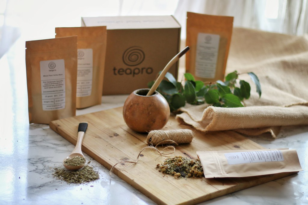 Teapro Yerba Mate August Box