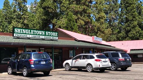 Shingletown Store